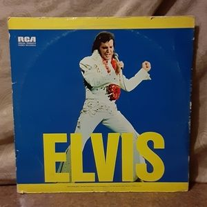Elvis Presley Double Vinyl LP Album